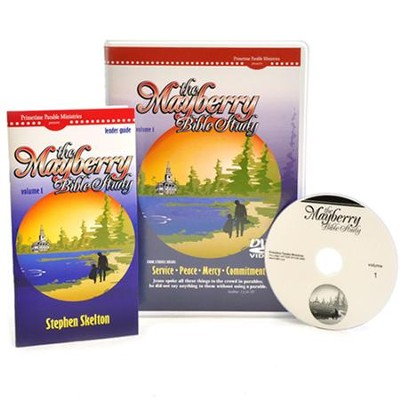 The Mayberry Bible Study, DVD Leader Pack, Vol. 1   -     By: Stephen Skelton