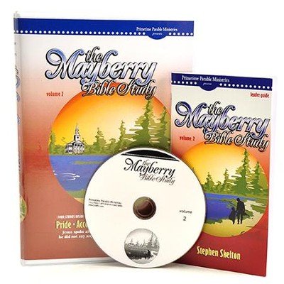 The Mayberry Bible Study, DVD Leader Pack, Vol. 2   -     By: Stephen Skelton