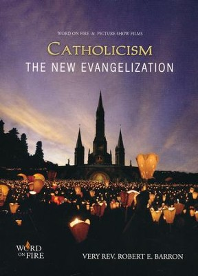 Catholicism-The New Evangelization 4DVD Set  -     By: Robert E. Barron