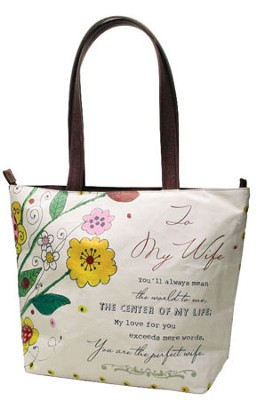 You'll Always Mean the World to Me, Wife Tote   -