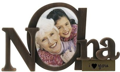 Nana I Love You Photo Frame  -