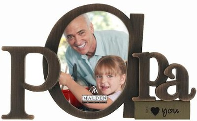 Papa I Love You Photo Frame  -