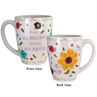 First My Mother Forever My Friend Mug  -