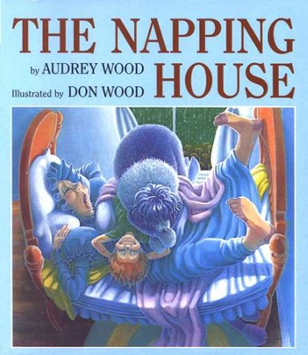 The Napping House Board Book   -     By: Audrey Wood     Illustrated By: Don Wood