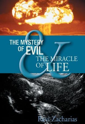 The Mystery of Evil and the Miracle of Life - DVD   -     By: Ravi Zacharias