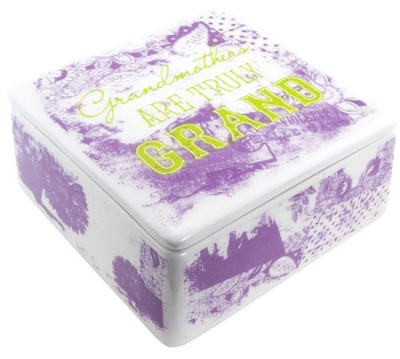 Grandmothers Trinket Box  -