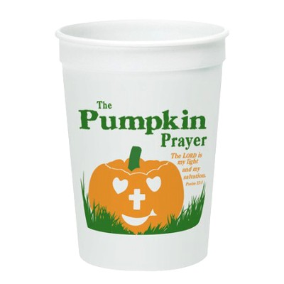 Pumpkin Prayer Party Tumbler  -