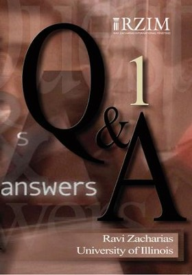 Q&A (Question and Answer) Volume I - University of Illinois, DVD   -     By: Ravi Zacharias