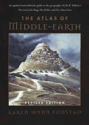 The Atlas of Middle-Earth   -     By: Karen Wynn Fonstad