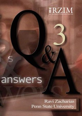 Penn State University: Q&A Volume 3 - DVD   -     By: Ravi Zacharias