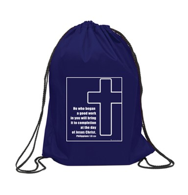 The Way Forward Drawstring Bag  -