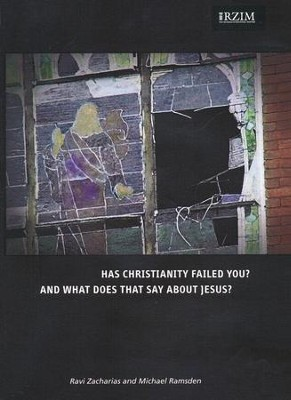 Has Christianity Failed You? - DVD   -     By: Ravi Zacharias