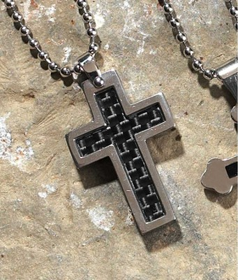 Carbon Fiber Cross  -