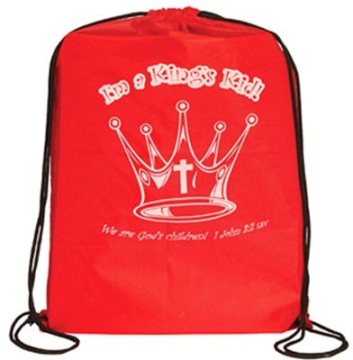 Kings Kid Drawstring Bag  -