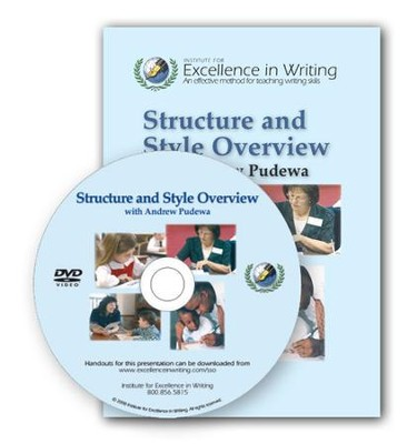 Teaching Writing: Structure & Style Overview, DVD   -