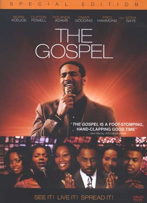 The Gospel, DVD   -