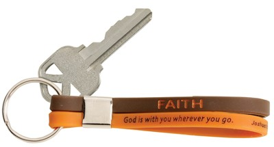 Faith Key Chain  -