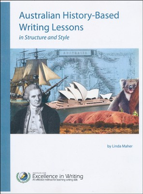 Australian History-Based Writing Lessons   -