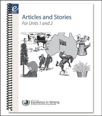 Articles and Stories for Units 1 & 2   -
