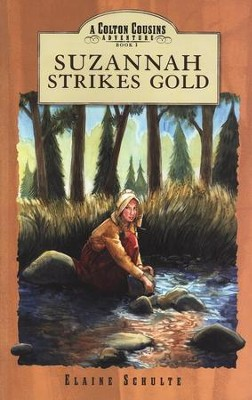 Suzannah Strikes Gold   -     By: Elaine Schulte
