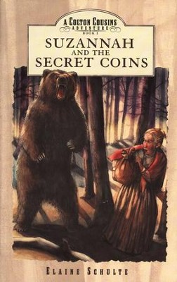 A Colton Cousins Adventure: Book 1, Suzannah and the Secret Coins   -     By: Elaine Schulte
