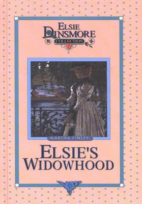 Elsie's Widowhood, #7   -     By: Martha Finley