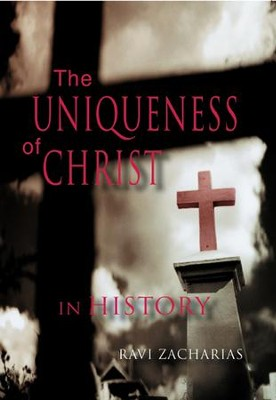 The Uniqueness of Christ in History, DVD   -     By: Ravi Zacharias