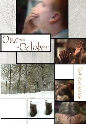One Week in October - DVD   -     By: Ravi Zacharias