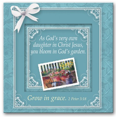 Woman of God Mini Magnet Frame  -
