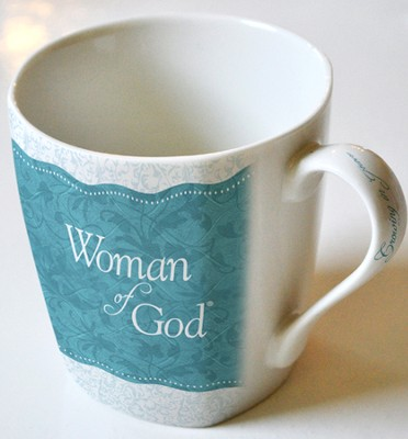 Woman of God Mug, Gift Boxed  -