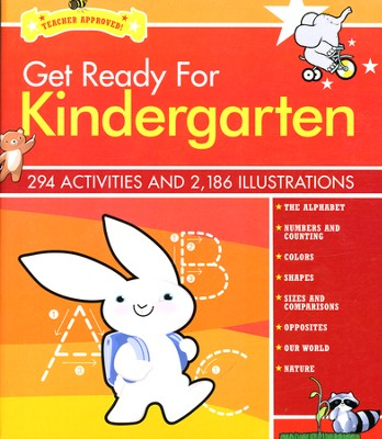 Get Ready for Kindergarten   -
