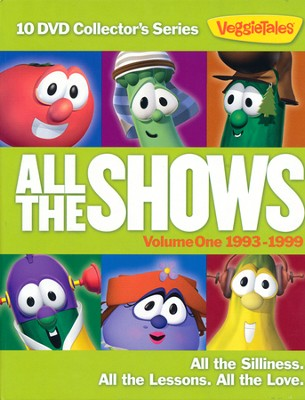 All the Shows 10 Disc Collector's Series, Volume 1   -