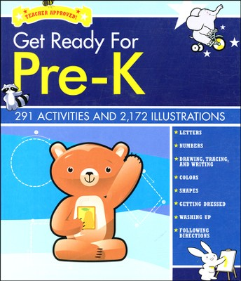 Get Ready For Pre-K   -