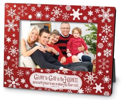 Glory to God Photo Frame  -