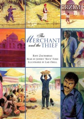 The Merchant and the Thief - DVD   -     By: Ravi Zacharias
