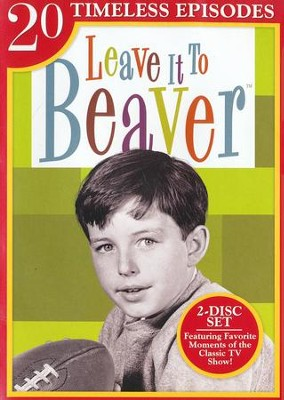 Leave It to Beave: 20 Timeless Episodes, DVD   -
