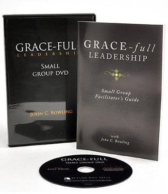 Grace-Full Leadership--Small Group DVD: Understanding the Heart of a Christian Leader  -