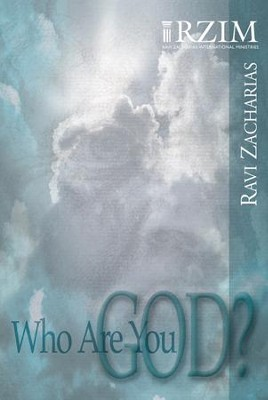 Who Are You God? - DVD   -     By: Ravi Zacharias