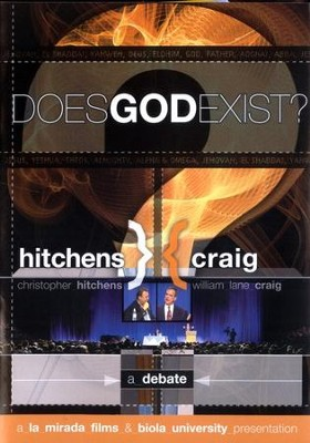 Does God Exist? DVD   -