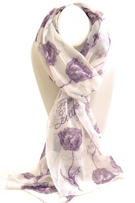 Loved Beyond Measure Fashion Scarf  -