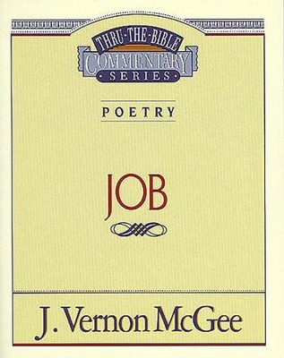Job - eBook  -     By: J. Vernon McGee