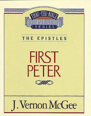 1 Peter - eBook  -     By: J. Vernon McGee