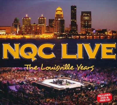 NQC Live: The Louisville Years DVD/CD   -     By: NQC