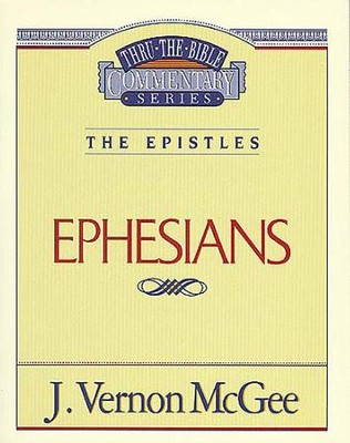 Ephesians - eBook  -     By: J. Vernon McGee