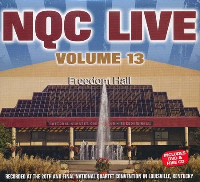 NQC Live Volume 13 (CD/DVD)   -