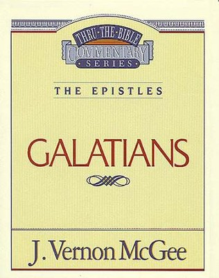 Galatians - eBook  -     By: J. Vernon McGee