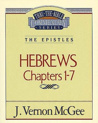 Hebrews I - eBook  -     By: J. Vernon McGee