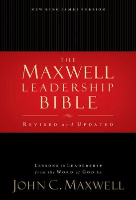 Maxwell Leadership Bible, Revised and Updated - eBook  -