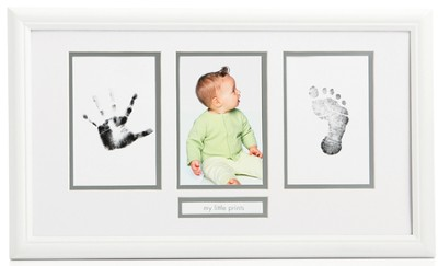Baby Prints Photo Frame  -