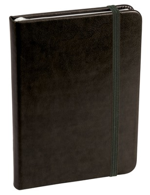 Baxter Notebook, Black  -